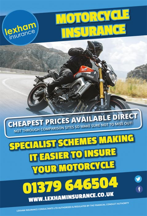 low cost Moped, Scooter & Motorcycle Insurance