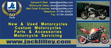 motorbike parts and accessories