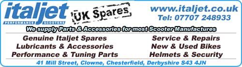 motorcycle parts and spares