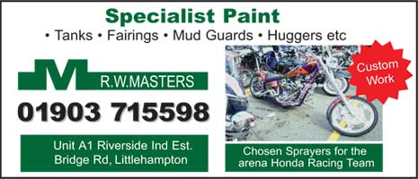 custom paintwork